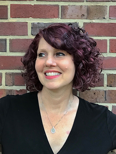 Author Laura Ruby